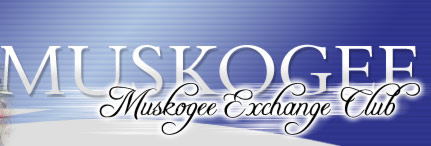 Muskogee Exchange Club - Logo